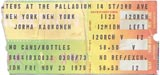 1979-11-23 Late Ticket