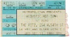 1991-12-11 Advance Ticket