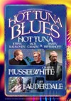 2011 Hot Tuna Blues Tour Poster